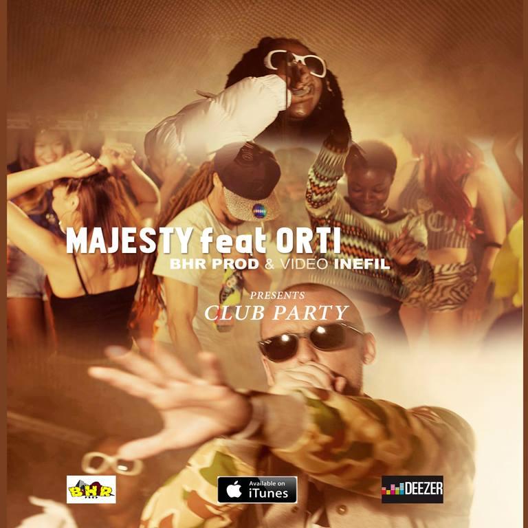 Sista Majesty Feat Orti