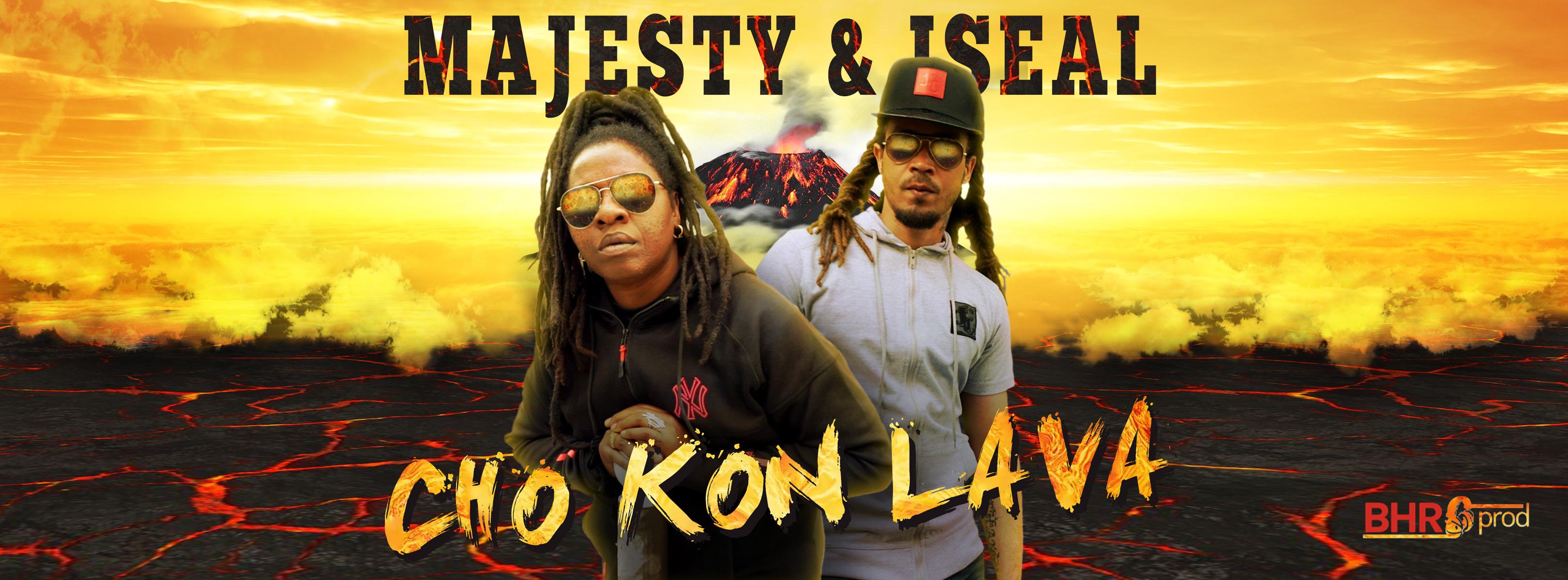 Sista Majesty Feat Iseal