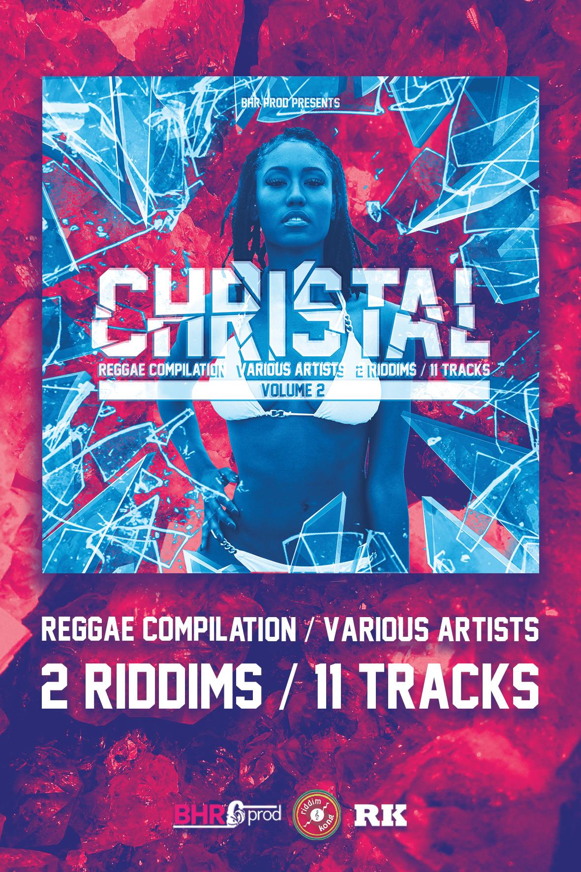 CHRISTAL Reggae Compilation vol 2