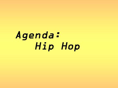 Agenda Hip Hop