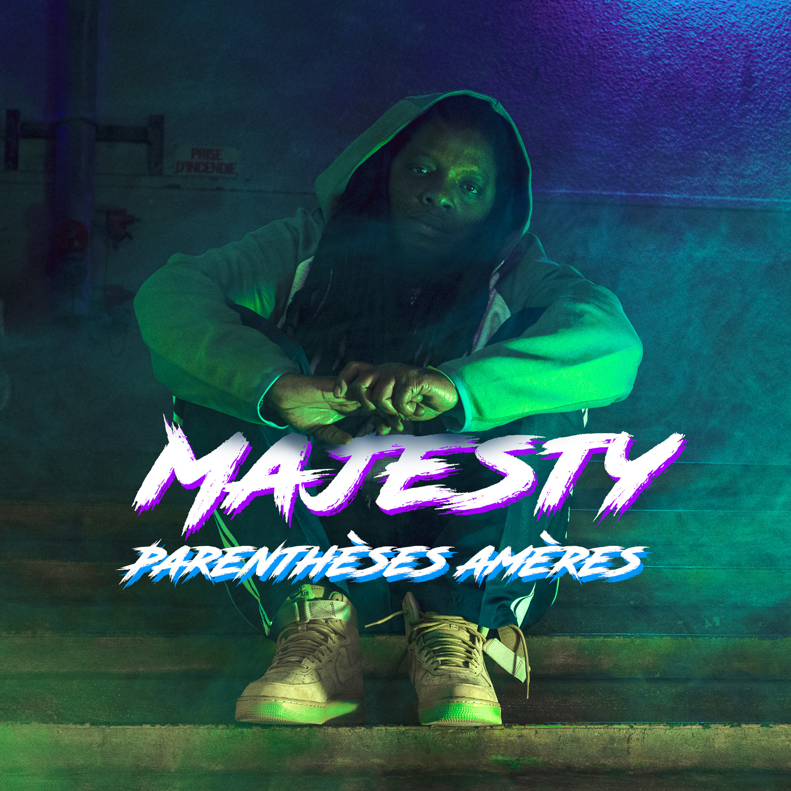 "Majesty EP ""Parentheses Amères"""